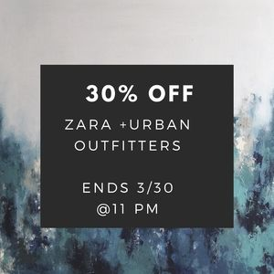 Sale! Urban Outfitters!